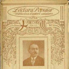 Livros antigos: SIMON ALSINA Y CLOS : QUADROS A LA PLOMA - ILUSTRACIÓ CATALANA. Lote 38113700