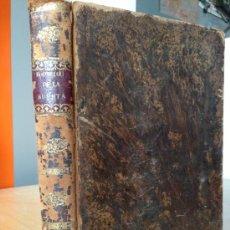 Libros antiguos: 1813.- TRATADO DE LA HUERTA O METODO DE CULTIVAR TODA CLASE DE HORTALIZAS. CLAUDIO BOUTELOU. Lote 38125477