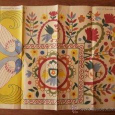Libros antiguos: SUPLEMENTO LABORES DEL HOGAR. Lote 38131303