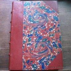 Libros antiguos: GRABADOS 1880 FROMONT JEUNE ET RISLER AINÉ. DAUDET, ALPHONSE. FOLIO.- . Lote 38152425