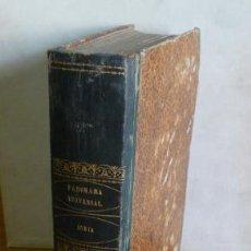 Libros antiguos: PANORAMA UNIVERSAL. HISTORIA DE LA INDIA. JANCIGUY, M. A. D. 1845.. Lote 38523520