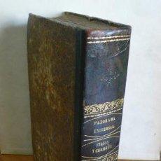 Libros antiguos: PANORAMA UNIVERSAL. HISTORIA DE LA ITALIA. HISTORIA DE LA ISLA DE CERDEÑA. . Lote 38523736