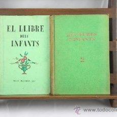 Libros antiguos: 3497-LOTE DE 19 LIBROS ESCOLARES Y CUENTOS INFANTILES EN CATALAN. VER DESCRIPCION. 1916. . Lote 38204243
