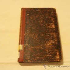 Libros antiguos: CURSO ABREVIADO DE PSICOLOGIA, LOGICA Y ETICA, 1899. Lote 38227813