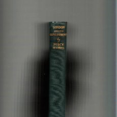 Libros antiguos: LONDON AND ITS GOVERNMENT BY PERCY HARRIS ILLUSTRATED J.M. DENT AND SONS LTD. REWRITTEN 1931. Lote 38241808
