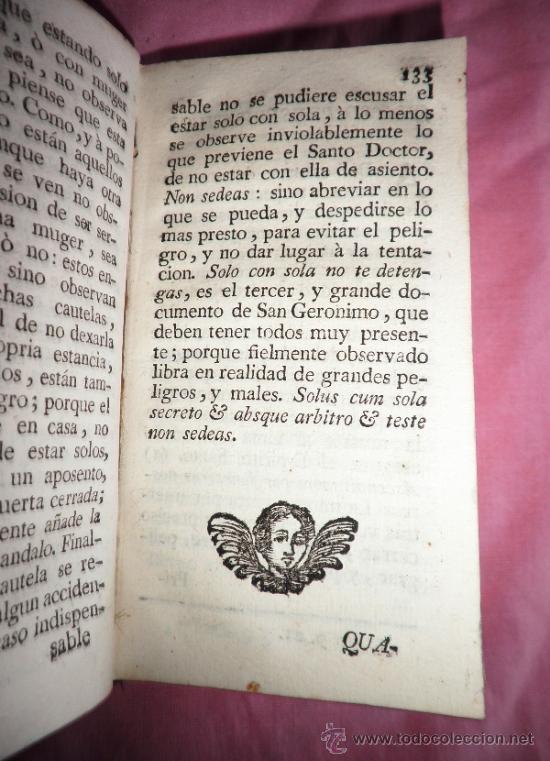 Libros antiguos: TRATADO DE MEDIOS PRESERVATIVOS PARA LIBRARSE DEL MAL - AÑO 1790 - LIBRO RARO. - Foto 3 - 38240949