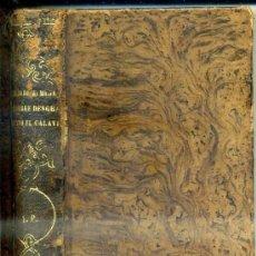 Libros antiguos: PAUL DE KOCK : EL HIJO DE MI MUJER / UN HOMBRE DESGRACIADO / CINCO DÍAS DE JOLGORIO / GUSTAVO (1872). Lote 38302496