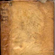 Libros antiguos: ELEMENTORUM METAPHYSICAE – AÑO 1751. Lote 38315576