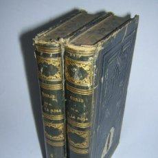Libros antiguos: 1845 - MARTINEZ DE LA ROSA - ESPIRITU DEL SIGLO - 2 TOMOS (COMPLETO). Lote 38356675