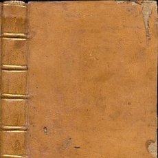 Libros antiguos: SPANISH GRAMMAR – AÑO 1777. Lote 38358696