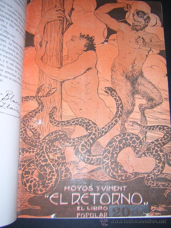 Libros antiguos: 1913 - RAMON GOMEZ DE LA SERNA, DICENTA, UNAMUNO... - EL LIBRO POPULAR - 25 NUMEROS - EL RUSO - Foto 3 - 38356811