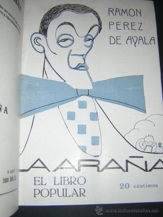 Libros antiguos: 1913 - RAMON GOMEZ DE LA SERNA, DICENTA, UNAMUNO... - EL LIBRO POPULAR - 25 NUMEROS - EL RUSO - Foto 4 - 38356811
