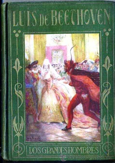 ARALUCE : LUIS DE BEETHOVEN (1928) (Libros Antiguos, Raros y Curiosos - Literatura Infantil y Juvenil - Otros)