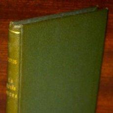 Libros antiguos: LA ESPAÑA NEGRA DE VERHAEREN POR DARIO DE REGOYOS DE CUADERNOS LITERARIOS EN MADRID 1924. Lote 38425514