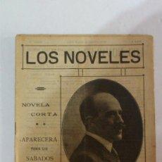 Libros antiguos: LOS NOVELES, AÑO I - 8 ABRIL DE 1916 - NÚM. 2. Lote 38476446