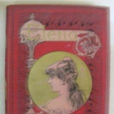 Libros antiguos: ELENA DE LA SEIGLIERE. JULIO SANDEAU.IL. BAYARD.BIBLIOTECA ARTE Y LETRAS,ED. MAUCCI. Lote 38478190