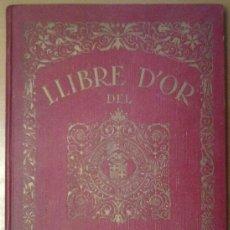 Libros antiguos: LLIBRE D'OR DEL CERCLE D'ULTRAMARINS, QUEVIURES I SIMILARS BARCELONA 1883-1933 PUBLICIDAD . Lote 38512790