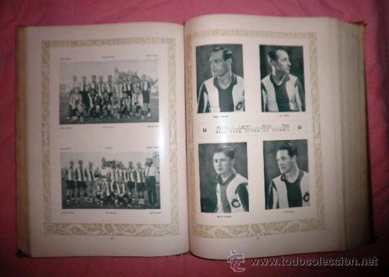 Libros antiguos: LLIBRE D´OR DEL FUTBOL CATALA - AÑO 1928 - RIBAS BANCELLS - ILUSTRADO CON FOTOGRAFIAS DE EPOCA. - Foto 8 - 38537188