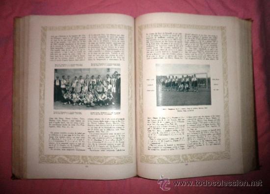 Libros antiguos: LLIBRE D´OR DEL FUTBOL CATALA - AÑO 1928 - RIBAS BANCELLS - ILUSTRADO CON FOTOGRAFIAS DE EPOCA. - Foto 10 - 38537188