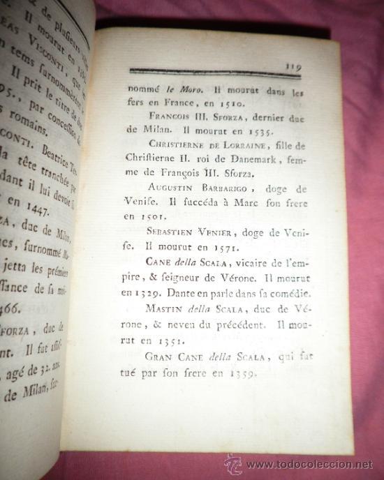 Libros antiguos: DESCRIPCION DE LA GALERIA ROYAL DE FLORENCIA - F.ZACCHIROLI - AÑO 1783. - Foto 4 - 38540343