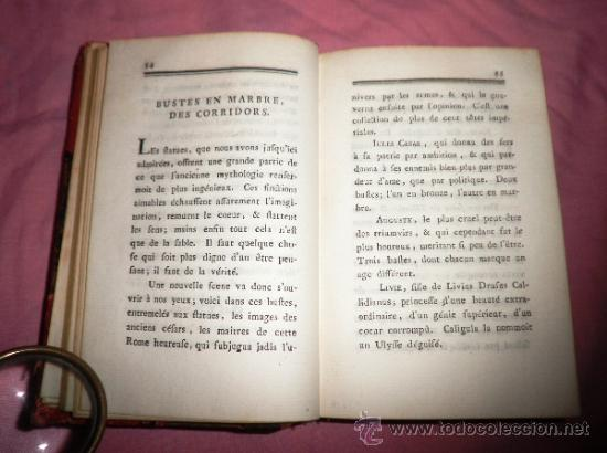 Libros antiguos: DESCRIPCION DE LA GALERIA ROYAL DE FLORENCIA - F.ZACCHIROLI - AÑO 1783. - Foto 6 - 38540343