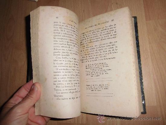 Libros antiguos: LOS HOMBRES DEL 98 UNAMUNO JULIAN SOREL RAFAEL CARO RAGGIO EDITOR 1917 - Foto 4 - 38581279