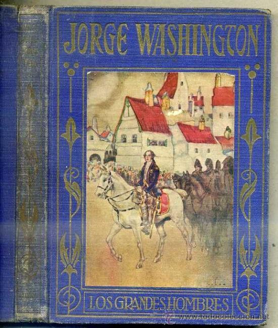 ARALUCE : JORGE WASHINGTON (1930) (Libros Antiguos, Raros y Curiosos - Literatura Infantil y Juvenil - Otros)