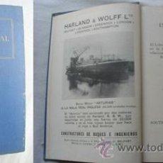 Alte Bücher - ANUARIO INTERNACIONAL 1926-1927. HUNTER, J.A. - 38768889