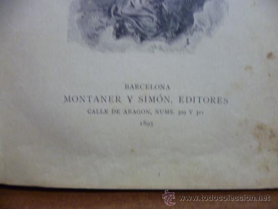 Libros antiguos: EN FAMILIA POR HÉCTOR MALOT - ILUSTRACIONES DE LANOS - MONTANER Y SIMÓN 1895 - Foto 3 - 38794765