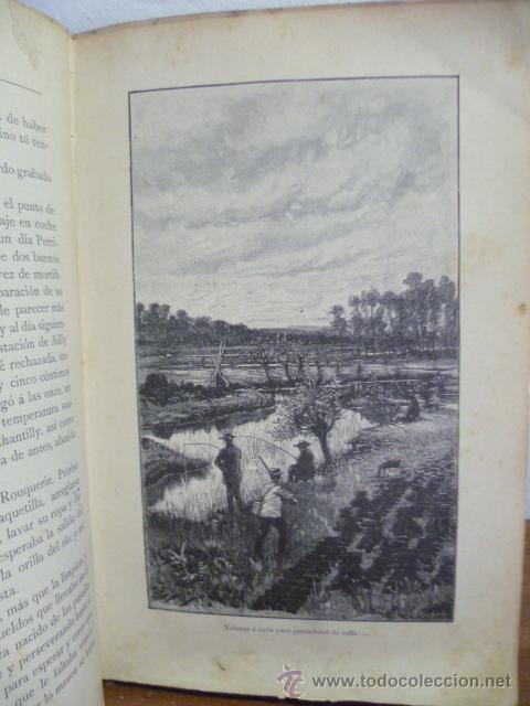 Libros antiguos: EN FAMILIA POR HÉCTOR MALOT - ILUSTRACIONES DE LANOS - MONTANER Y SIMÓN 1895 - Foto 10 - 38794765