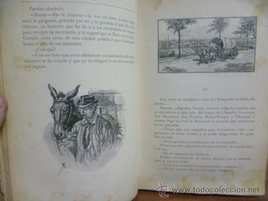 Libros antiguos: EN FAMILIA POR HÉCTOR MALOT - ILUSTRACIONES DE LANOS - MONTANER Y SIMÓN 1895 - Foto 11 - 38794765