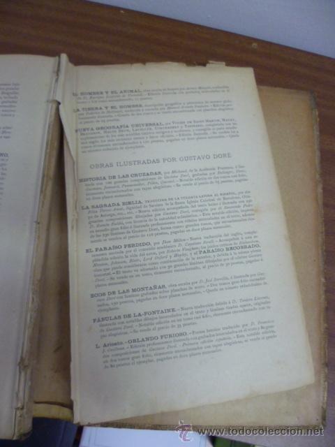 Libros antiguos: EN FAMILIA POR HÉCTOR MALOT - ILUSTRACIONES DE LANOS - MONTANER Y SIMÓN 1895 - Foto 13 - 38794765