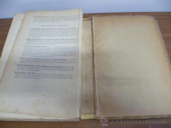 Libros antiguos: EN FAMILIA POR HÉCTOR MALOT - ILUSTRACIONES DE LANOS - MONTANER Y SIMÓN 1895 - Foto 14 - 38794765