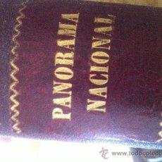 Libros antiguos: PANORAMA NACIONAL, FOTOS DE MONUMENTOS ESPAÑOLES ANTERIORES A 1890. Lote 38919050