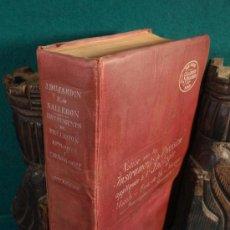 Libros antiguos: GRAN CATALOGO DE APARATOS DE ENOLOGIA. DUJARDIN SALLERON. 1926 ILUSTRADO. 1019 PAGS. FARMACIA.. Lote 38991862