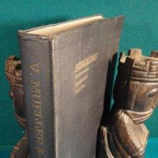 Libros antiguos: INMENSO CATALOGO DE INSTRUMENTOS DE MEDICINA CIRUGÍA LABORATORIO FARMACIA CLINICA. MUELLER .1938 USA. Lote 38999575
