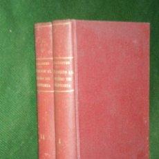 Libros antiguos: INICIACION AL ESTUDIO DE LA HISTORIA, DE RAFAEL BALLESTER. (4 VOLUMENES ENCUADERNADOS EN 2). Lote 39004444