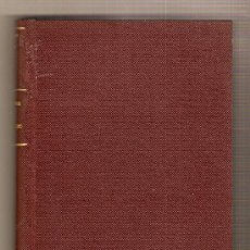 Libros antiguos: LA FAMILIA DE ERROTACHO .- PÍO BAROJA. Lote 49524619