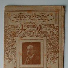 """Libros antiguos: BIBLIOTECA D'AUTORS CATALANS """"POESIES"""" DE SALVADOR LLANAS . Lote 39081587"""
