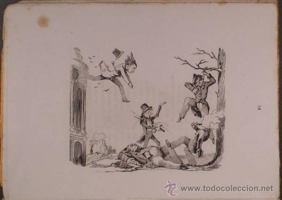 DER GROSSE STRUWWELPETER (1867) (Libros Antiguos, Raros y Curiosos - Literatura - Otros)