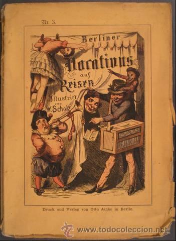 Libros antiguos: DER GROSSE STRUWWELPETER (1867) - Foto 2 - 39116247