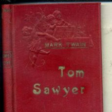 Libros antiguos: MARK TWAIN : TOM SAWYER DETECTIVE (MAUCCI Y DOMENECH, C. 1910). Lote 44700900