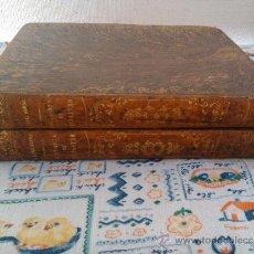 Libros antiguos: HISTORIA DE LA MUY NOBLE Y MUY LEAL CIUDAD DE BARBASTRO, SATURNINO LOPEZ NOVOA (2 TOMOS COMPLETA). Lote 39202713