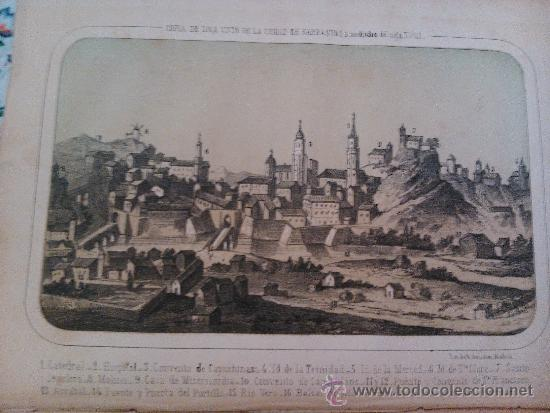Libros antiguos: HISTORIA DE LA MUY NOBLE Y MUY LEAL CIUDAD DE BARBASTRO, SATURNINO LOPEZ NOVOA (2 TOMOS COMPLETA) - Foto 2 - 39202713