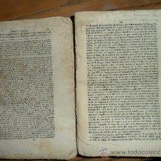 Libros antiguos: TRATADO SOBRE EL MOVIMIENTO Y APLICACION DE LAS AGUAS. JOSÉ MARIANO VALLEJO, TOMOS 1-3. MADRID 1833. Lote 39217875