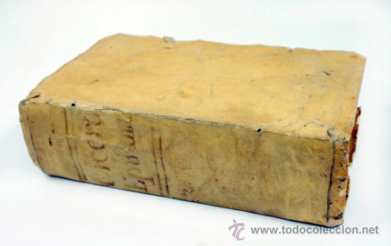 M. TULII, CICERONIS EPISTOLARUM, LIBRI XVI. 16X10,5 CM. (Libros Antiguos, Raros y Curiosos - Historia - Otros)