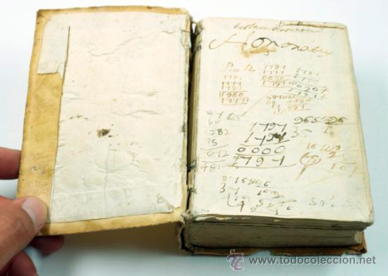 Libros antiguos: M. Tulii, Ciceronis epistolarum, libri XVI. 16x10,5 cm. - Foto 6 - 39304661
