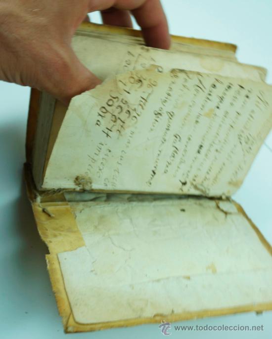 Libros antiguos: M. Tulii, Ciceronis epistolarum, libri XVI. 16x10,5 cm. - Foto 3 - 39304661