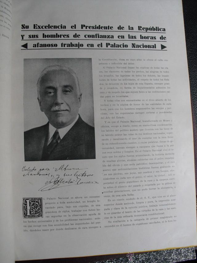 Libros antiguos: 1933 ALBUM NACIONAL DE LA ACTUALIDAD ESPAÑOLA DEDICADO A CATALUÑA CON MOTIVO DE SU AUTONOMIA - Foto 5 - 39328513