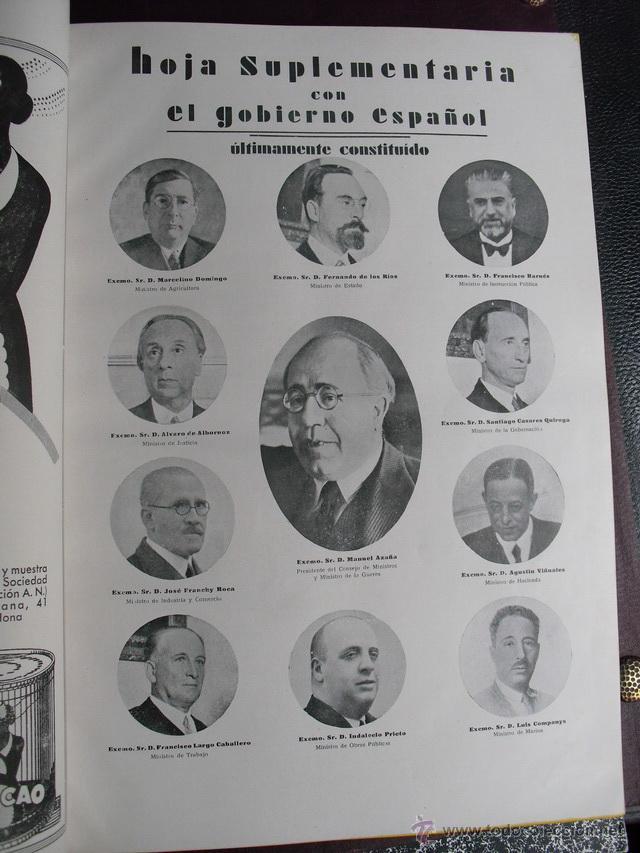 Libros antiguos: 1933 ALBUM NACIONAL DE LA ACTUALIDAD ESPAÑOLA DEDICADO A CATALUÑA CON MOTIVO DE SU AUTONOMIA - Foto 6 - 39328513